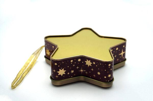 Christmas cookie tins bulk wholesale bottom show