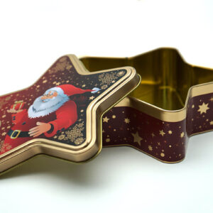 Christmas cookie tins bulk wholesale box open