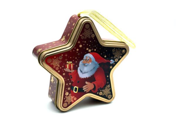 Christmas cookie tins bulk wholesale front show