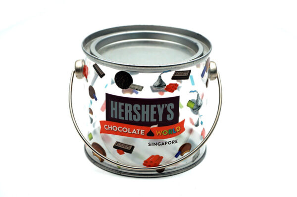 Customized cookie tin container bulk wholesale