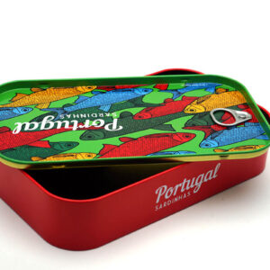 Customized tin can bulk wholesale with lids