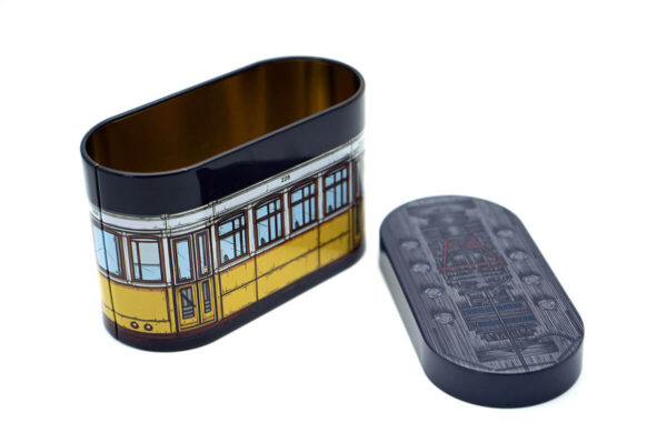 Customized tin containers in bulk wholesale detail show