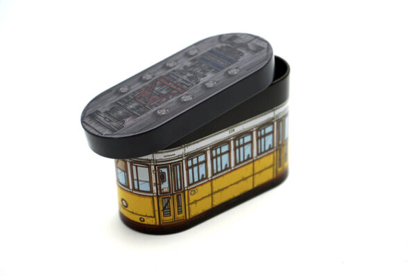 Customized tin containers in bulk wholesale with cap