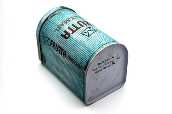 Metal tin gift boxes bulk wholesale back show