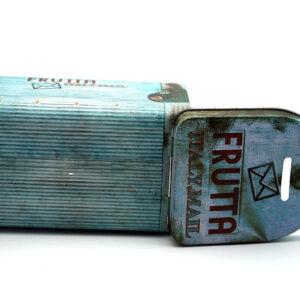 Metal tin gift boxes bulk wholesale open back show