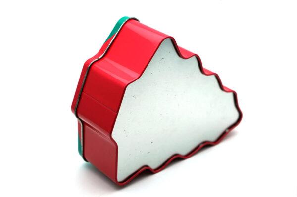 Tin box for candies Bulk wholesale back show