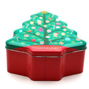 Tin box for candies Bulk wholesale front show
