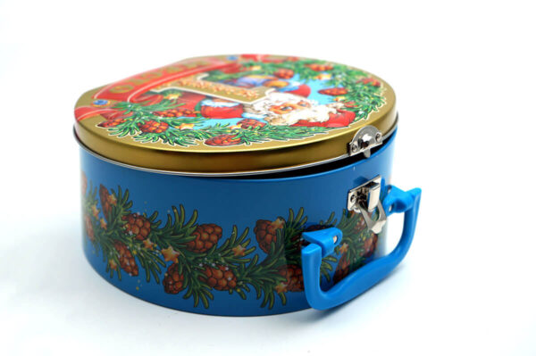 christmas candy box Bulk wholesale front side show