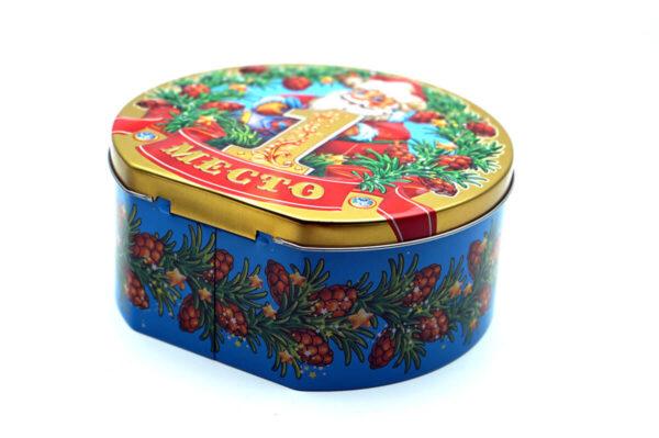 christmas candy box Bulk wholesale left side show
