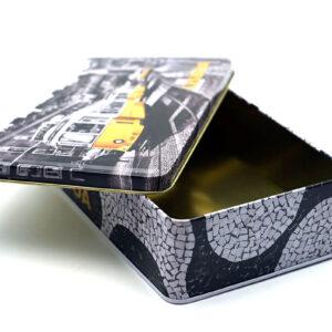 custom tin boxes bulk wholesale open