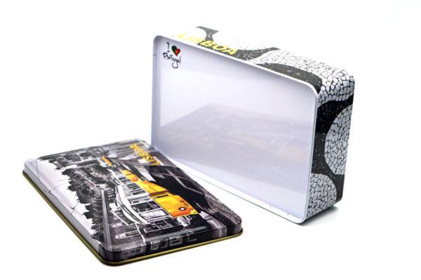 custom tin boxes bulk wholesale open and side
