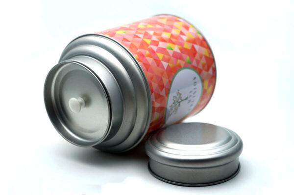 metal jars with lids bulk wholesale show lids