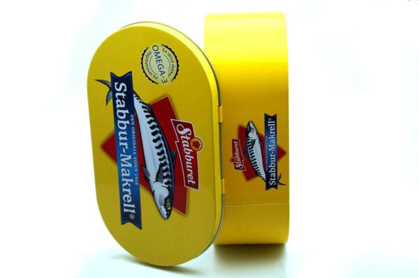 packaging tins for food bulk wholesale left side show