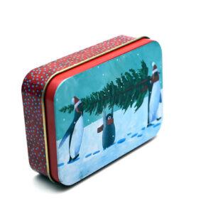 rectangle tin box bulk wholesale side show
