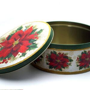 rose gold tins box bulk wholesale opened