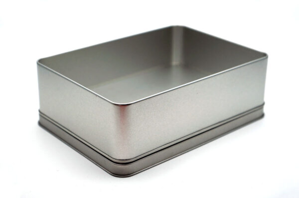 tin boxes for storage bulk wholesale open and show