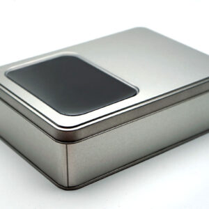 tin boxes for storage bulk wholesale side show